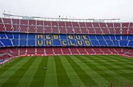 Camp nou museum and stadium tour