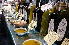 Olive Oil in Barcelona